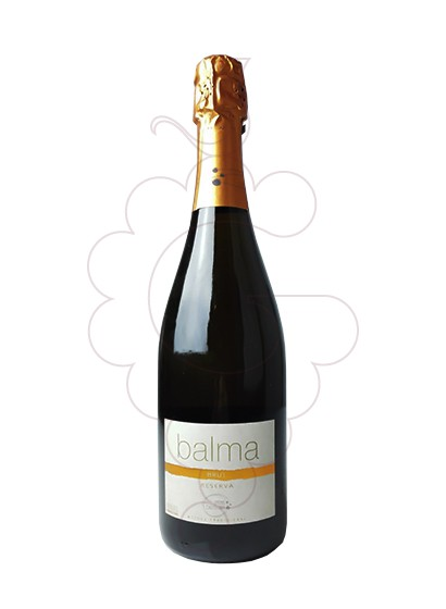 Photo Balma Brut Reserva sparkling wine