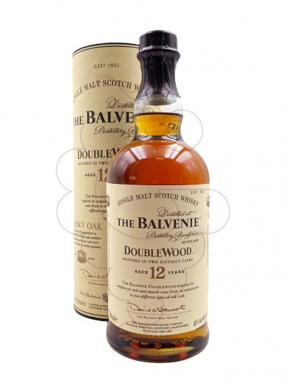 Photo Whisky Balvenie Double Wood 12 Years