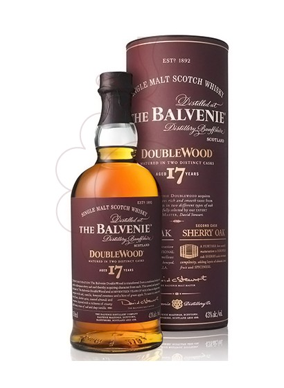 Photo Whisky Balvenie 17 Years