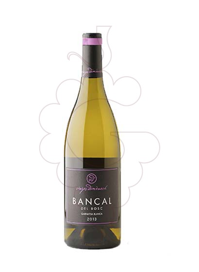 Photo Bancal del Bosc Blanc  white wine