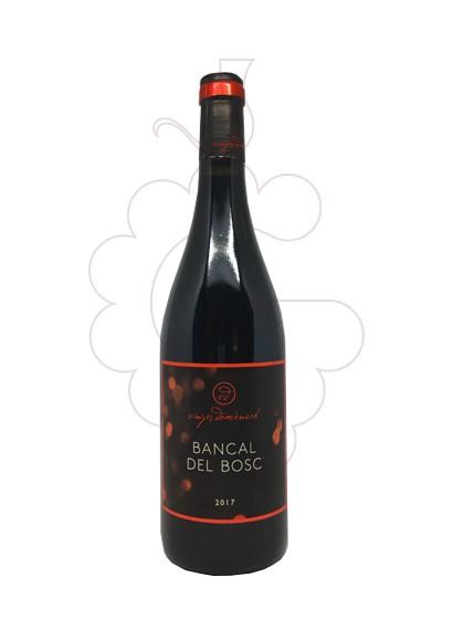 Photo Bancal del Bosc  red wine