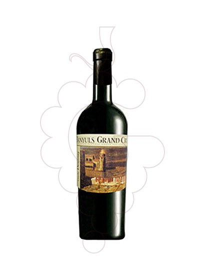 Photo Banyuls Grand Cru Descossy  fortified wine