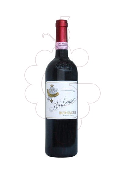 Photo Barale Barbaresco  red wine
