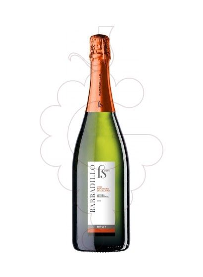 Photo Barbadillo Brut Espumoso sparkling wine