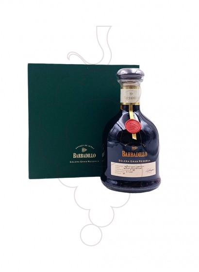Photo Brandy Barbadillo Gran Reserva