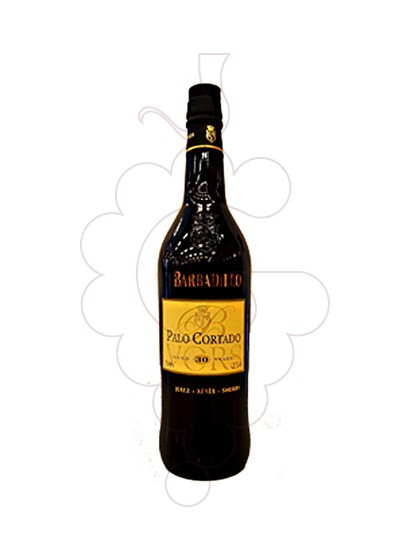 Photo Barbadillo Palo Cortado 30 Years fortified wine
