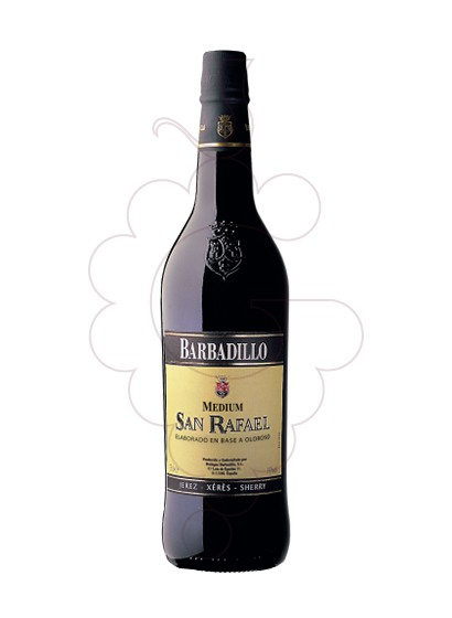 Photo Barbadillo San Rafael Oloroso fortified wine