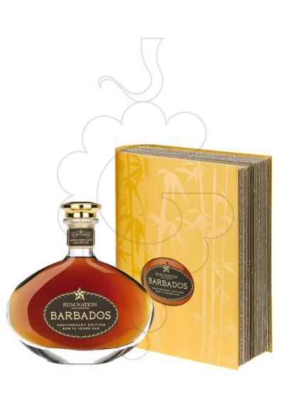 Photo Rum Barbados Anivery Edition 12 Years