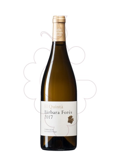 Photo Barbara Fores el Quinta white wine
