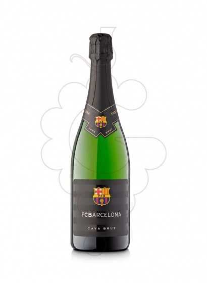Photo Barça Brut Nature sparkling wine