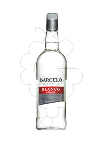 Photo Rum Barcelo blanc a?ejado litre