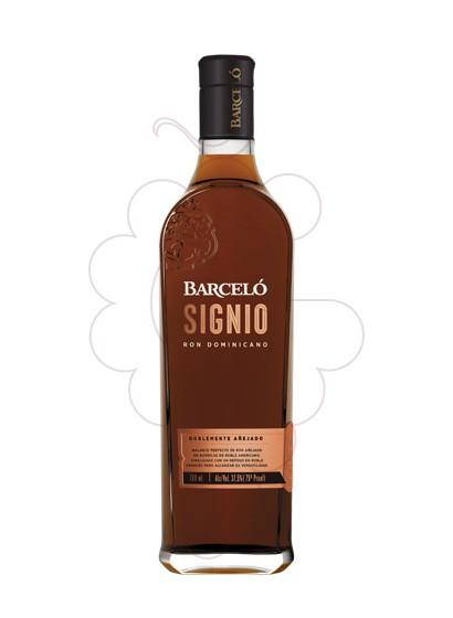 Photo Rum Barceló Signio