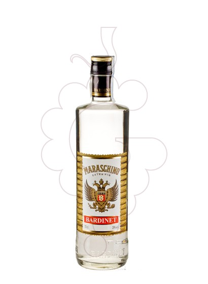 Photo Aguardiente Bardinet Maraschino
