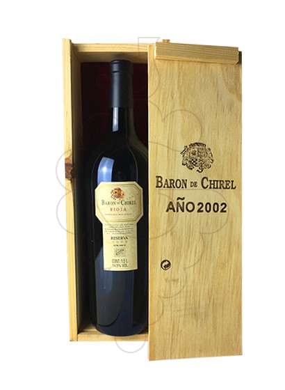 Photo Baron de Chirel Reserva Magnum  red wine