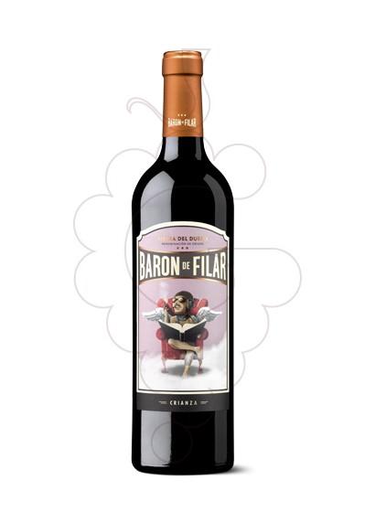 Photo Baron de Filar Crianza red wine