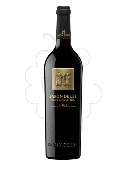 Photo Baron de Ley Finca Monasterio red wine