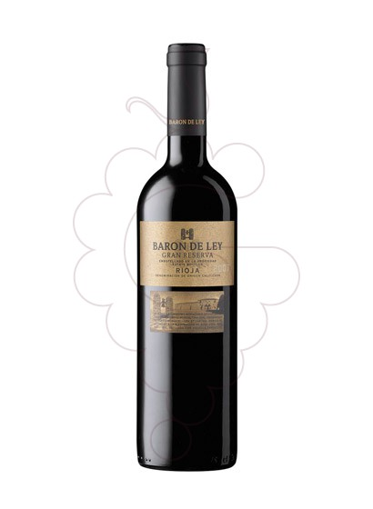 Photo Baron de Ley Gran Reserva  red wine