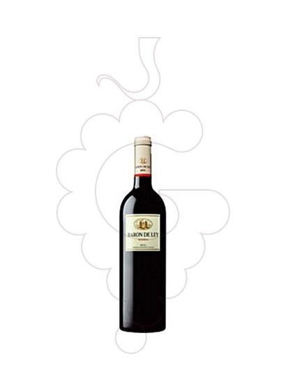 Photo Baron de Ley Reserva (mini) red wine