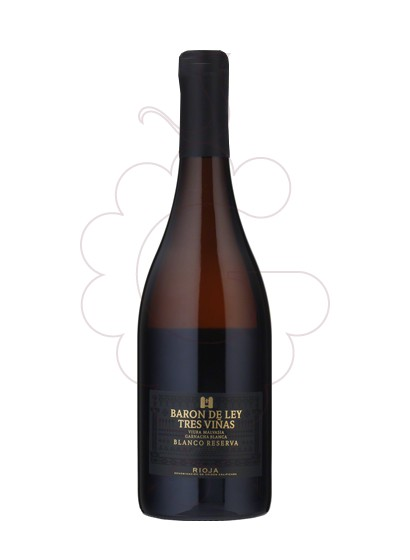 Photo Barón de Ley Tres Viñas white wine