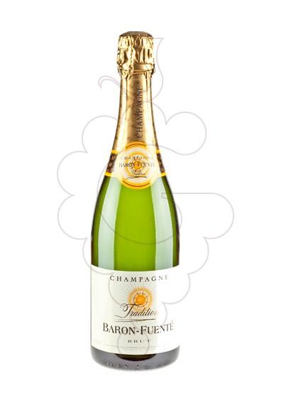 Photo Baron-Fuente Brut Gran Reserva sparkling wine