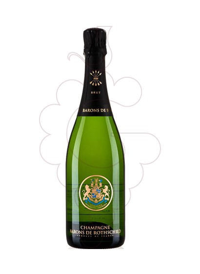 Photo Barons de Rothschild Brut sparkling wine