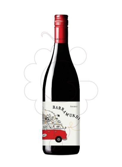 Photo Red Barramundi red wine