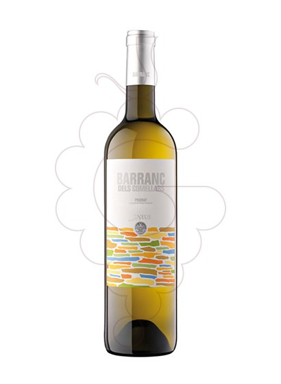 Photo Barranc dels Comellars white wine