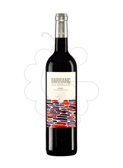 Photo Barranc dels Comellars red wine