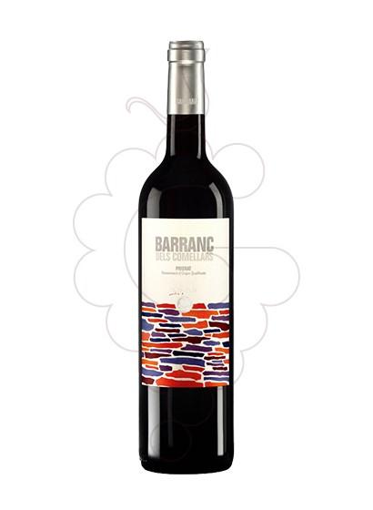 Photo Barranc dels Comellars red wine