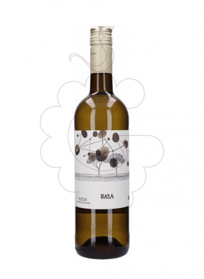 Photo Basa Blanc white wine