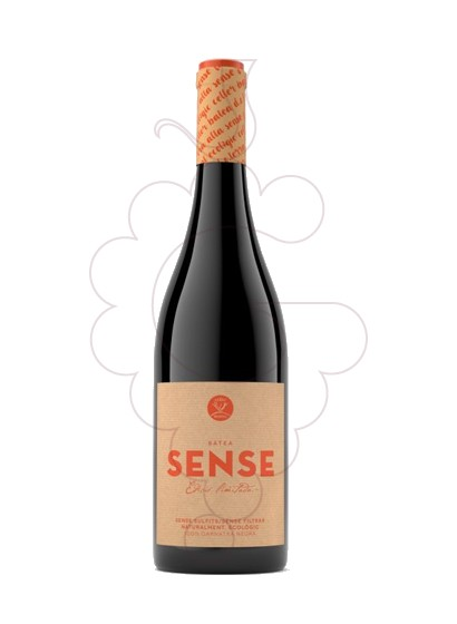 Photo Red Batea Sense red wine