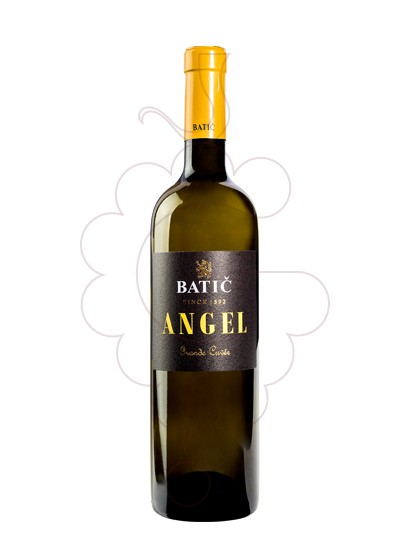 Photo Batic Angel Grand Cuvée white wine