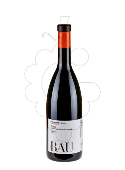 Photo Bau Crianza  red wine