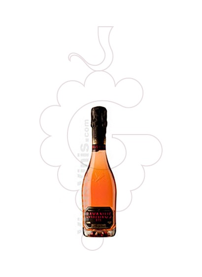 Photo Bayanus 375 Rose  sparkling wine