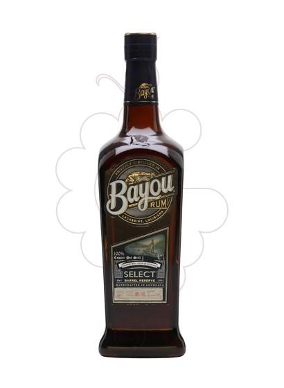 Photo Rum Bayou Select