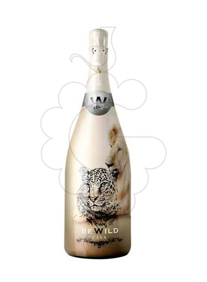 Photo Be Wild Only Magnum Cava sparkling wine