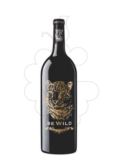 Photo Be Wild Only Magnum Red red wine