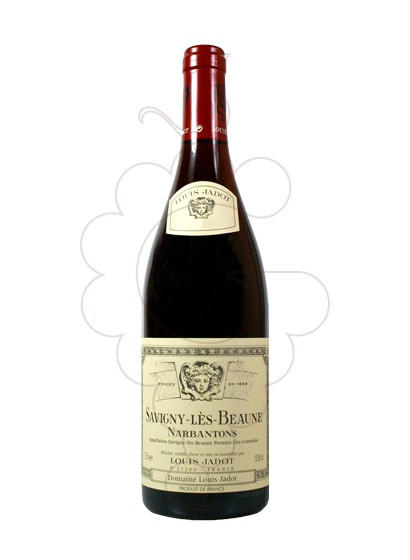 Photo L. Jadot Beaune Clos des Ursules Magnum red wine