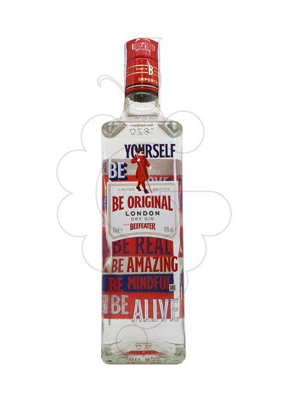 Photo Gin Beefeater Amazing Alive Edition
