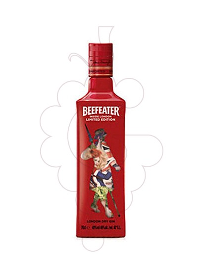 Photo Gin Beefeater Made In Limited Edition