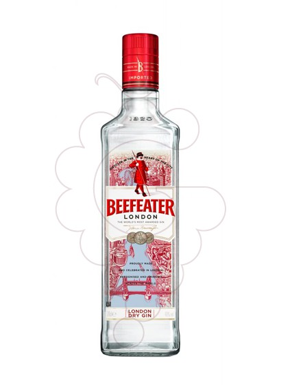 Photo Gin Beefeater non-refillable