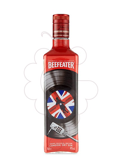 Photo Gin Beefeater London Sounds Limited Ed.