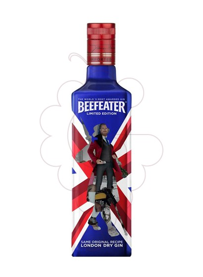 Photo Gin Beefeater Limited Edition