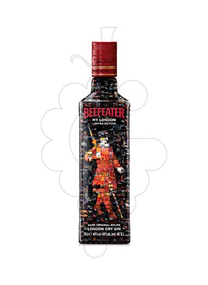 Photo Gin Beefeater My London Limited Edition