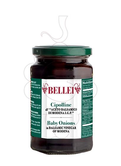 Photo Vinegars Bellei Cipolline All'Aceto Balsamico