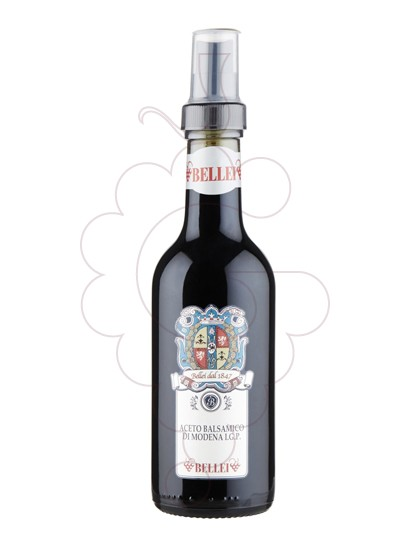 Photo Vinegars Bellei Aceto Balsamico Silver Label Spray