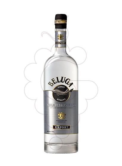 Photo Vodka Beluga
