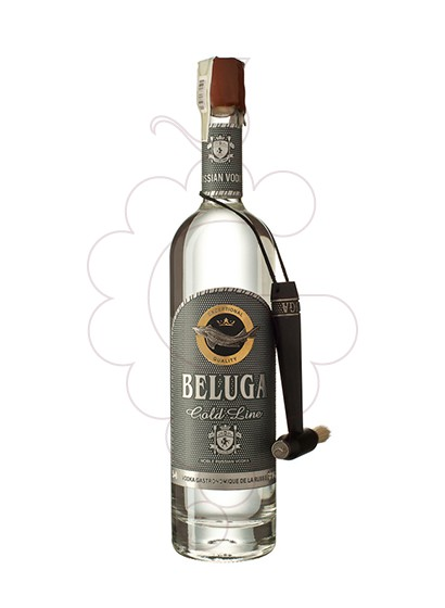 Photo Vodka Beluga Gold Line