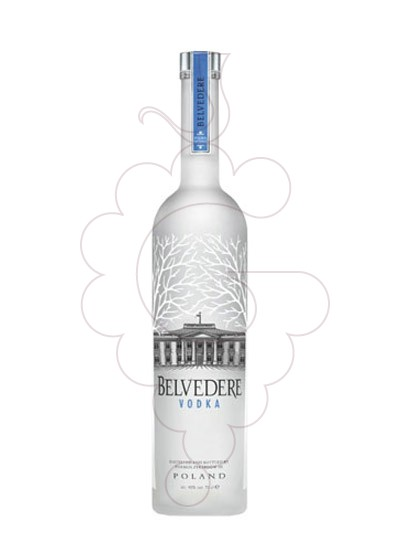Photo Vodka Belvedere