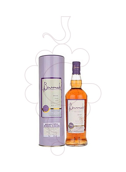 Photo Whisky Benromach Monastrell Wood Finish